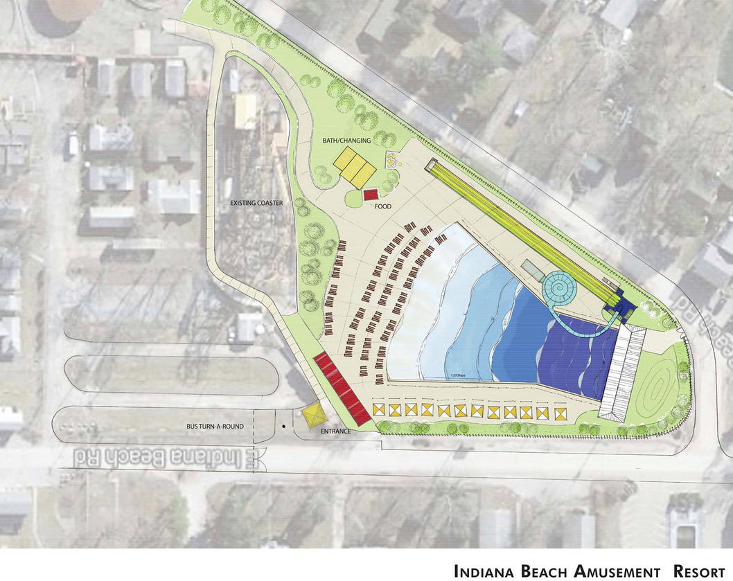 NewsPlusNotes: Large Expansion Project Announced for Indiana Beach