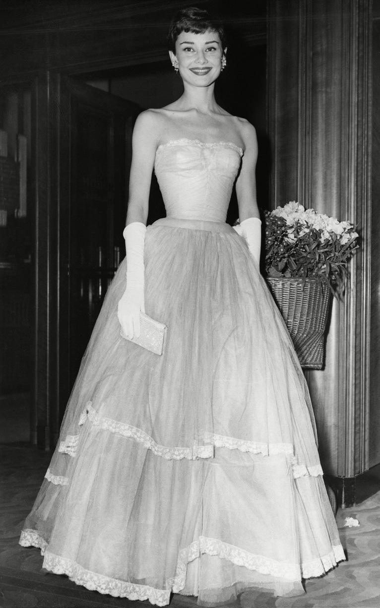 Audrey Hepburn Style Wedding Dresses 8 Vintage Not only was Hepburn