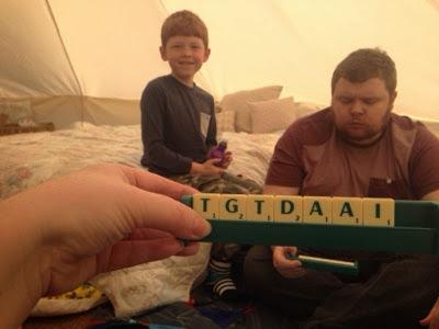 Top Family Board Game - Scrabble