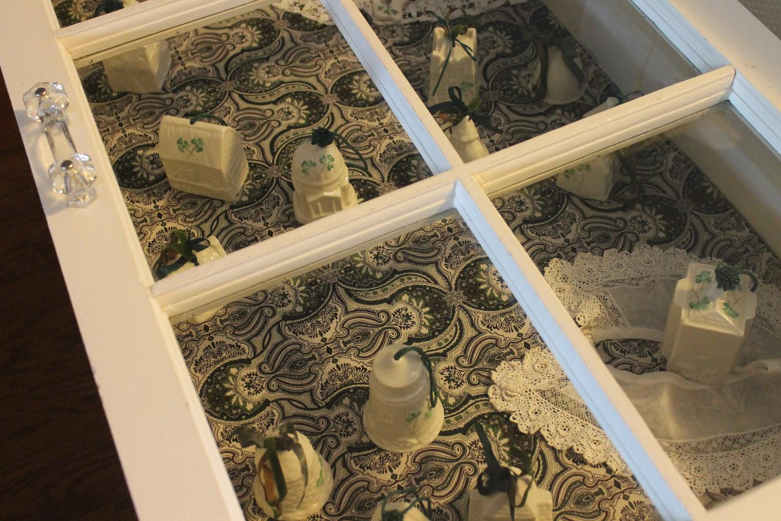 dens gens creatifs: beleek in shadow box coffee table