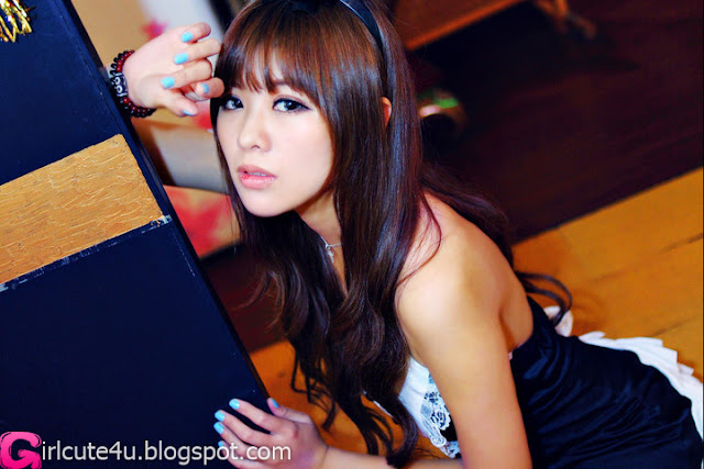 1 Wang Tingyu - Bunny-very cute asian girl-girlcute4u.blogspot.com