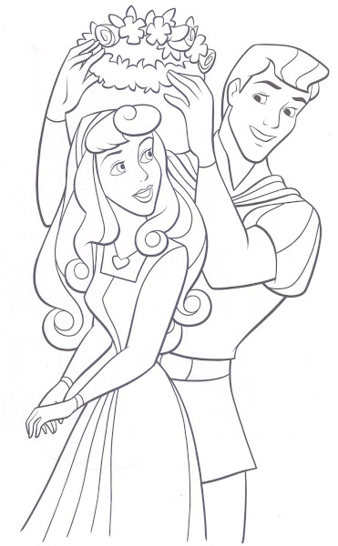Disney Prince Phillip Coloring Pages