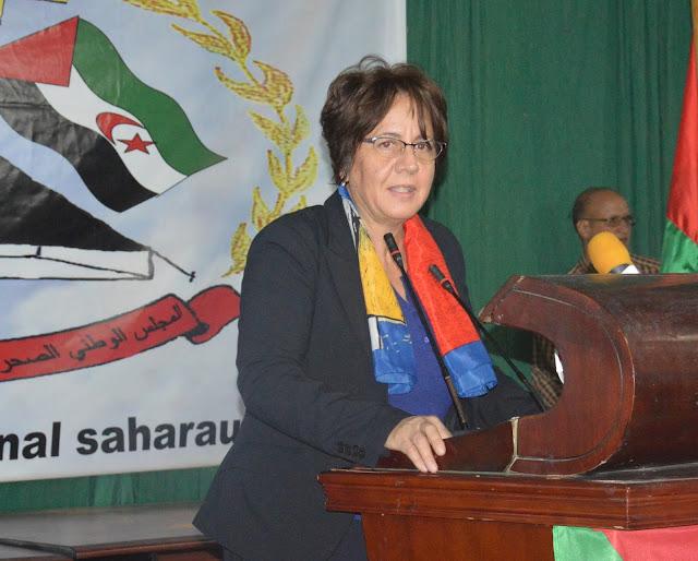 Nécessaire application de toutes les décisions onusiennes sur le Sahara occidental (parlementaire algérienne)