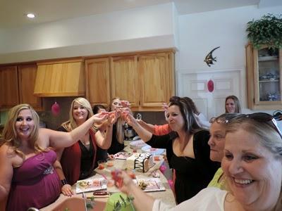 Toast - Let the Celebrating Begin!