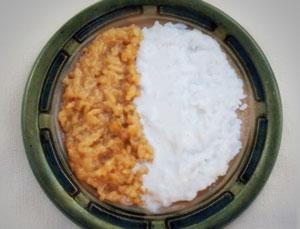 resep cara membuat bubur merah tradisional