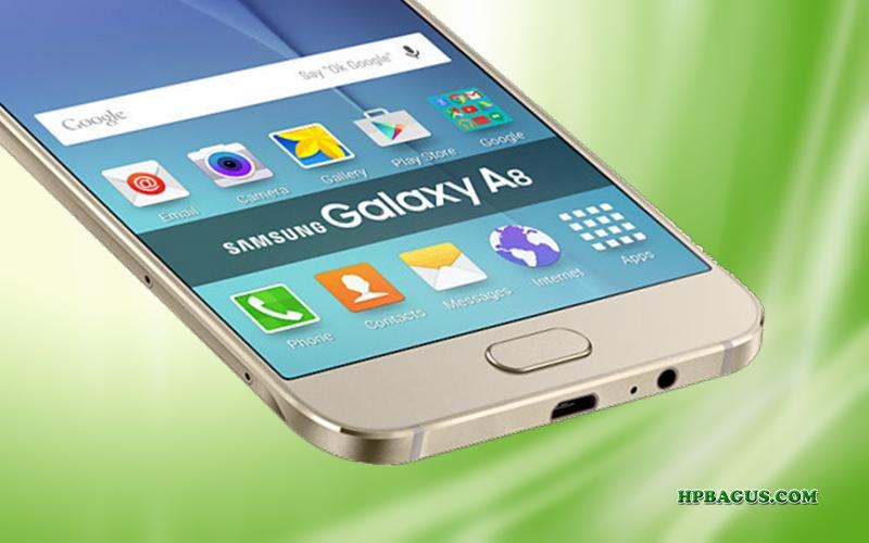 Spesifikasi dan Harga HP Samsung Galaxy A8 Smartphone Android