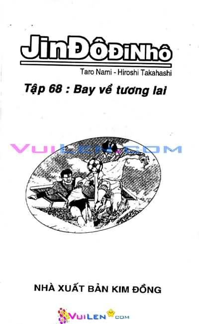 Jindodinho - Đường Dẫn Đến Khung Thành III Tập 68 page 1 Congtruyen24h