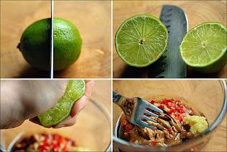 Salad gà kiểu Indonesian cực ngon