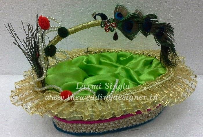 Designer Wedding Baskets Wedding Basket Gift Ideas & Basket Decoration Ideas For Wedding - Elitflat
