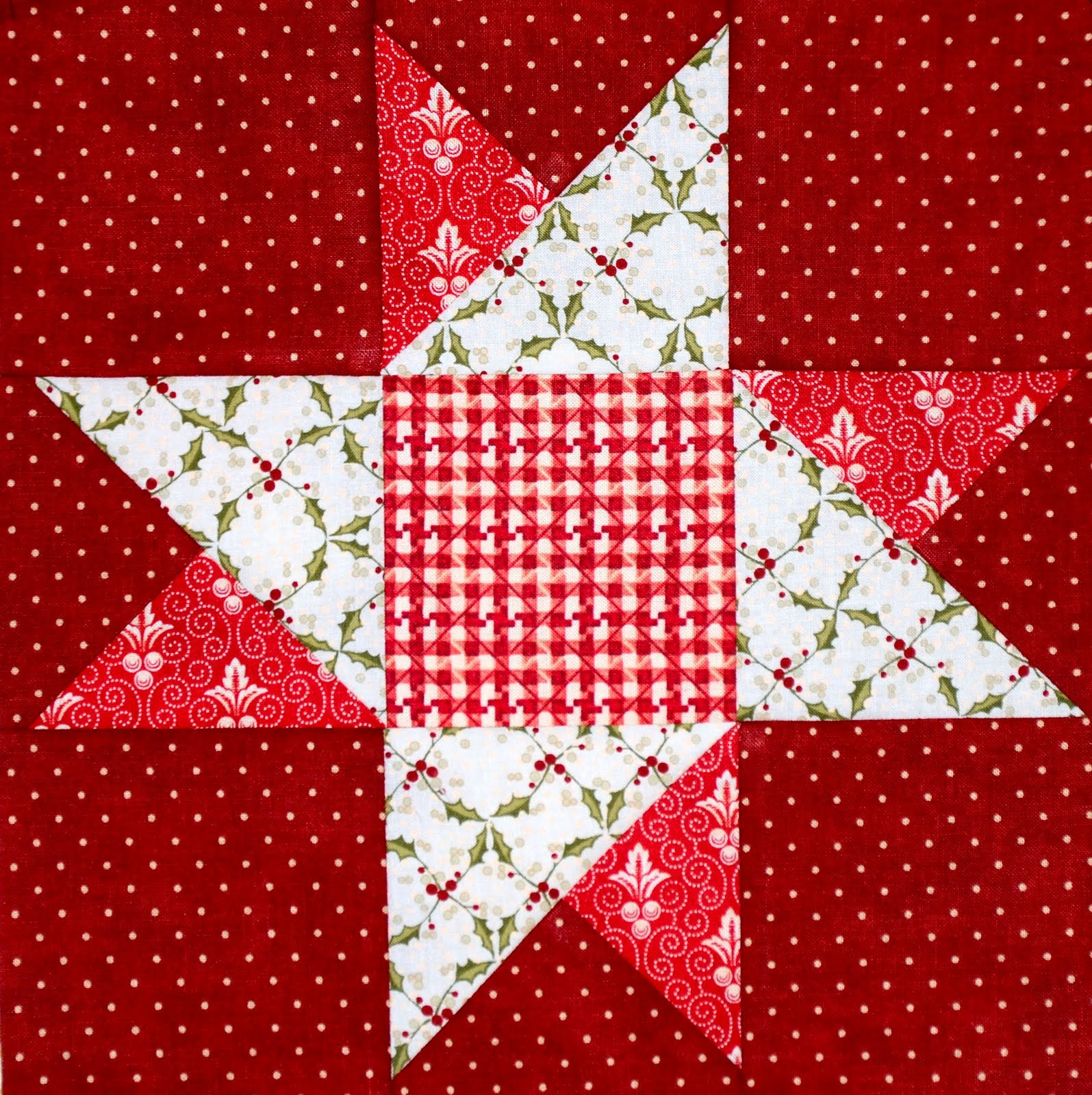 Sew n wild oaks quilting july christmas quilt
