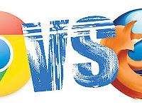 Google Chrome vs Firefox web browser