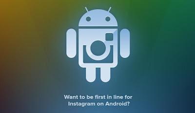 [Noticia] Instagram cria página de cadastro para Android
