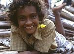 Tikopia girl