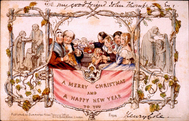 Christmas Cards For Family Members Enjoy Christmas Holiday