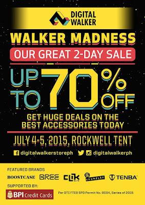 Digital Walker Great 2 Day Sale