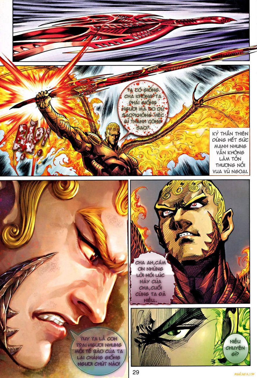 Thần Binh 4 chap 70 - Trang 28