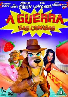 A Guerra das Comidas - DVDRip Dublado