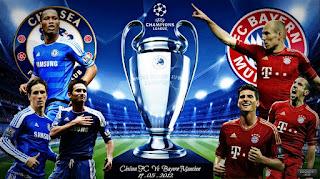 Bayern Munchen Chelsea Londra 19 mai FINALA LIGA CAMPIONILOR live online tvr 1