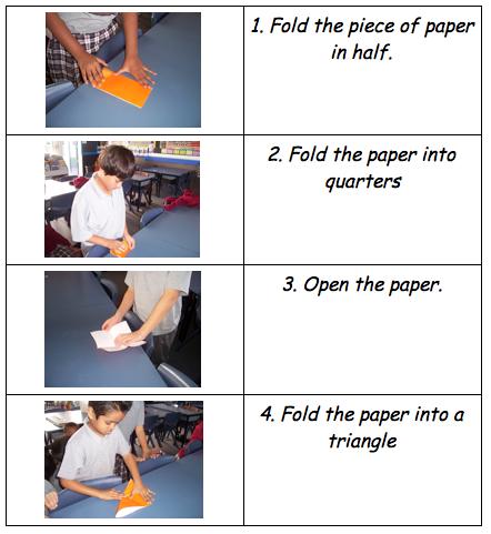 Asmah My Paper Crane Instructions