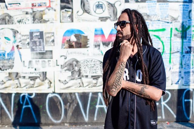 """O rapper paulista MSÁRIO (Pentágono)  fala sobre seu álbum solo """"Sangue de Leão"""""""