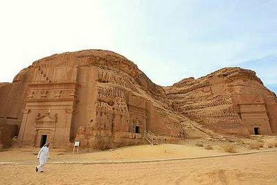 100 Ribu Situs Bersejarah Saudi Belum Terungkap Hingga Kini