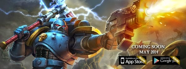 Warhammer 40k 40,000 Carnage iOS Android