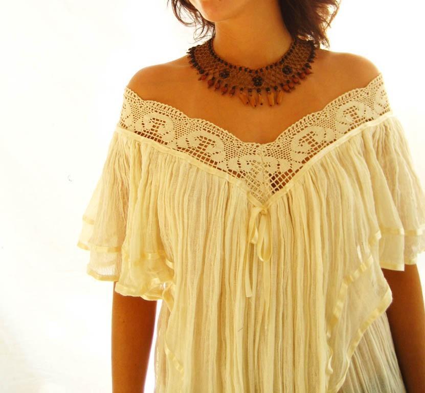 Mexican Blouses Dresses 15