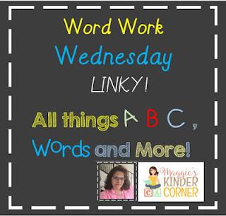 http://maggieskindercorner.blogspot.com/2015/07/word-work-wednesday-linky.html