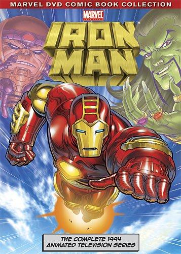 Iron Man (serie de los 90) recordando