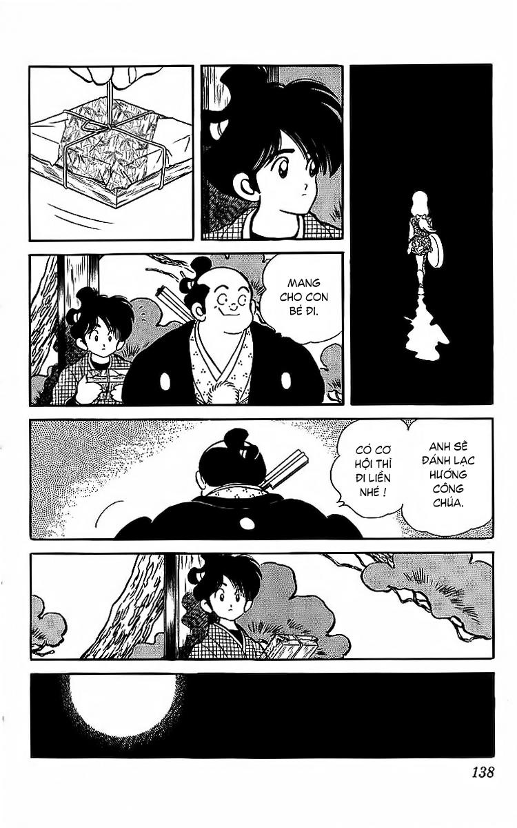 Nijiiro Togarashi - Ớt Bảy Màu chap 47 - Trang 8