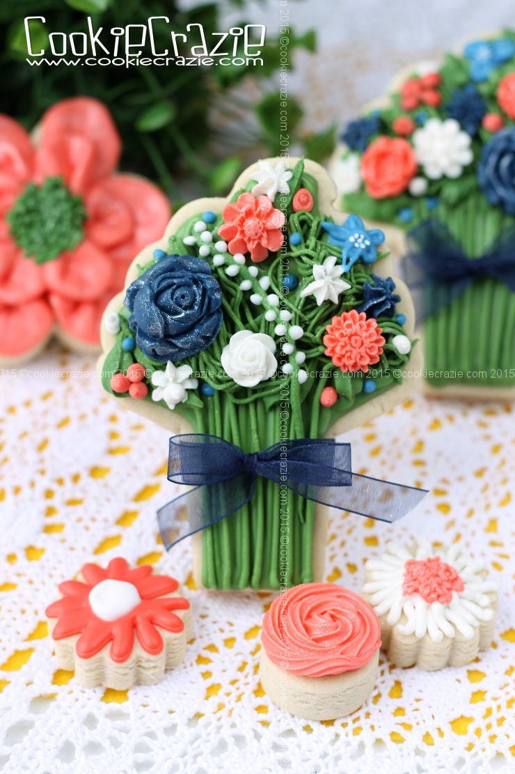 http://www.cookiecrazie.com/2015/05/flower-bouquet-cookie-tutorial.html