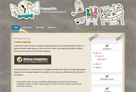 Happy Kids Blogger Templateid=