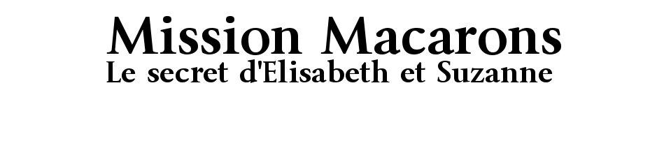 Mission Macarons