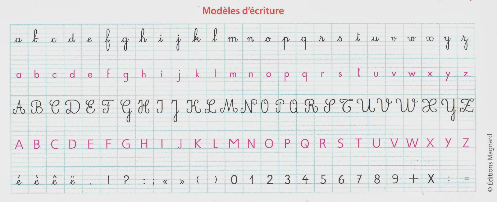 French Cursive Handwriting - K-8 Curriculum Board - The Well  alphabet worksheets, education, worksheets, math worksheets, worksheets for teachers, and printable worksheets Cursive Writing Capital Letters Worksheets 2 651 x 1600