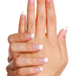 Extension d'ongles