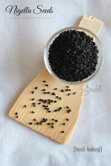 Spusht | Indian Pantry Essentials | Nigella Seeds | Hindi: Kalonji