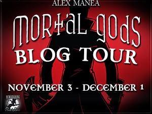 Mortal Gods by Alex Manea
