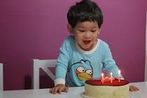Irfan 3 Years