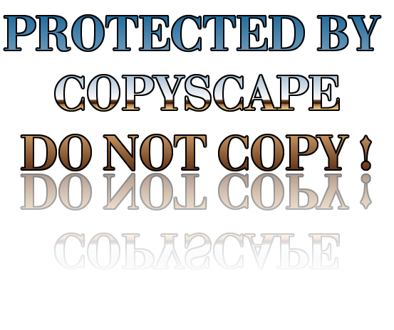 Protected by Copyscape Duplicate Content Detection Tool