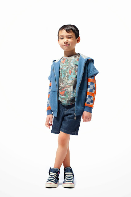 Jean-Paul-Gaultier, JPL, le-male, jean-paul-gaultier-junior, jpg-junior, paris, pfw, printemps-ete, spring-summer, styliste, fashion, mode, fashion-week, paris-fashion-week, mode-a-paris, vogue, collection, child-wear, childwear, du-dessin-aux-podiums, cute, fashion-kids, kifswear, mode-enfant, kids, pap, pret-a-porter