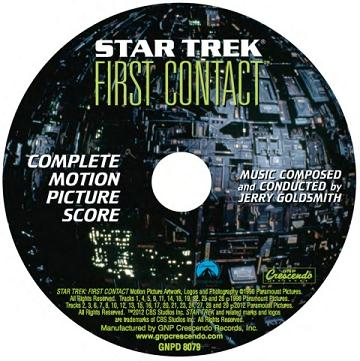 Star Trek: First Contact (1996) - Rotten Tomatoes