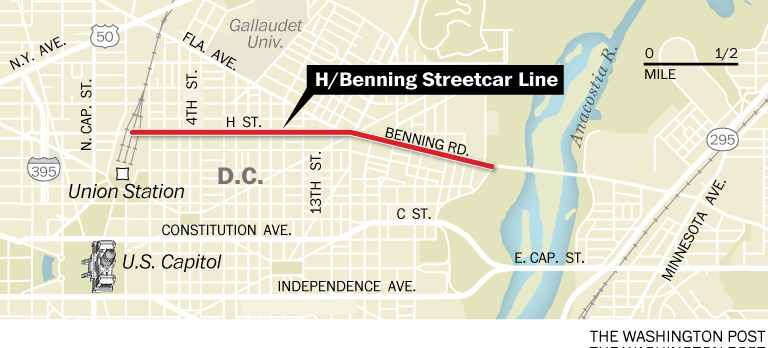 Rebuilding Place in the Urban Space: DC and streetcars #4 ...