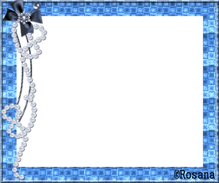 Marco azul vectores png - Imagui
