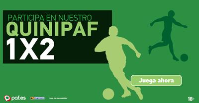 paf quinipaf gana mochila exclusiva Patagonia si aciertas 31 octubre