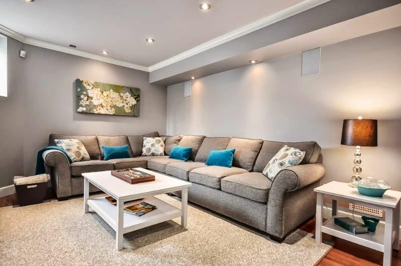 basement interior design ideas