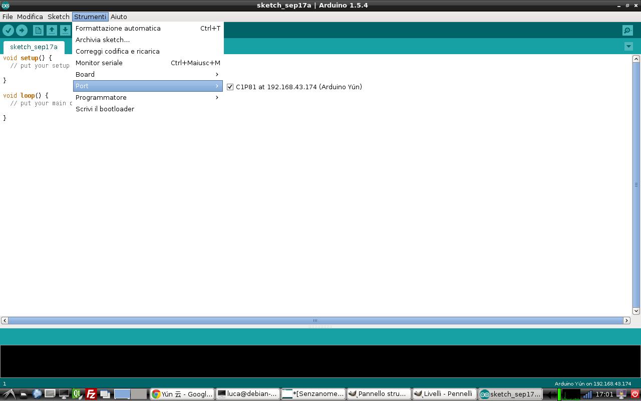 Debian su hardware obsoleto configurazione iniziale di