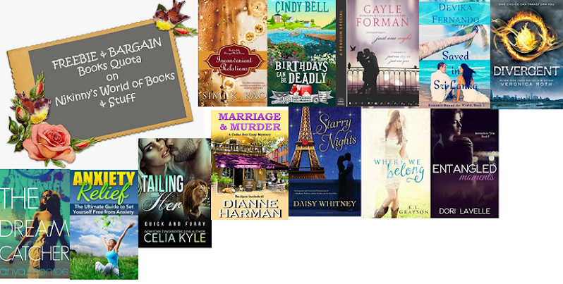 #FBQ(64): Free-Bargain books!