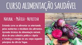 Curso Alimentação Natural e Prática