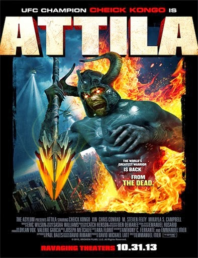 Attila (2013) Online