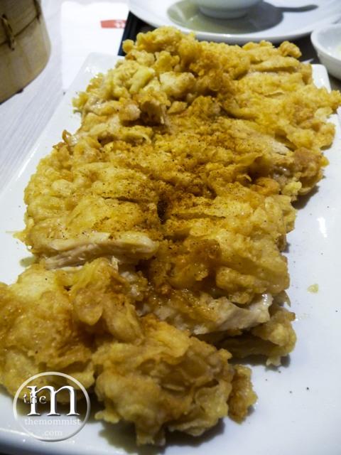 Fried Chicken Chop